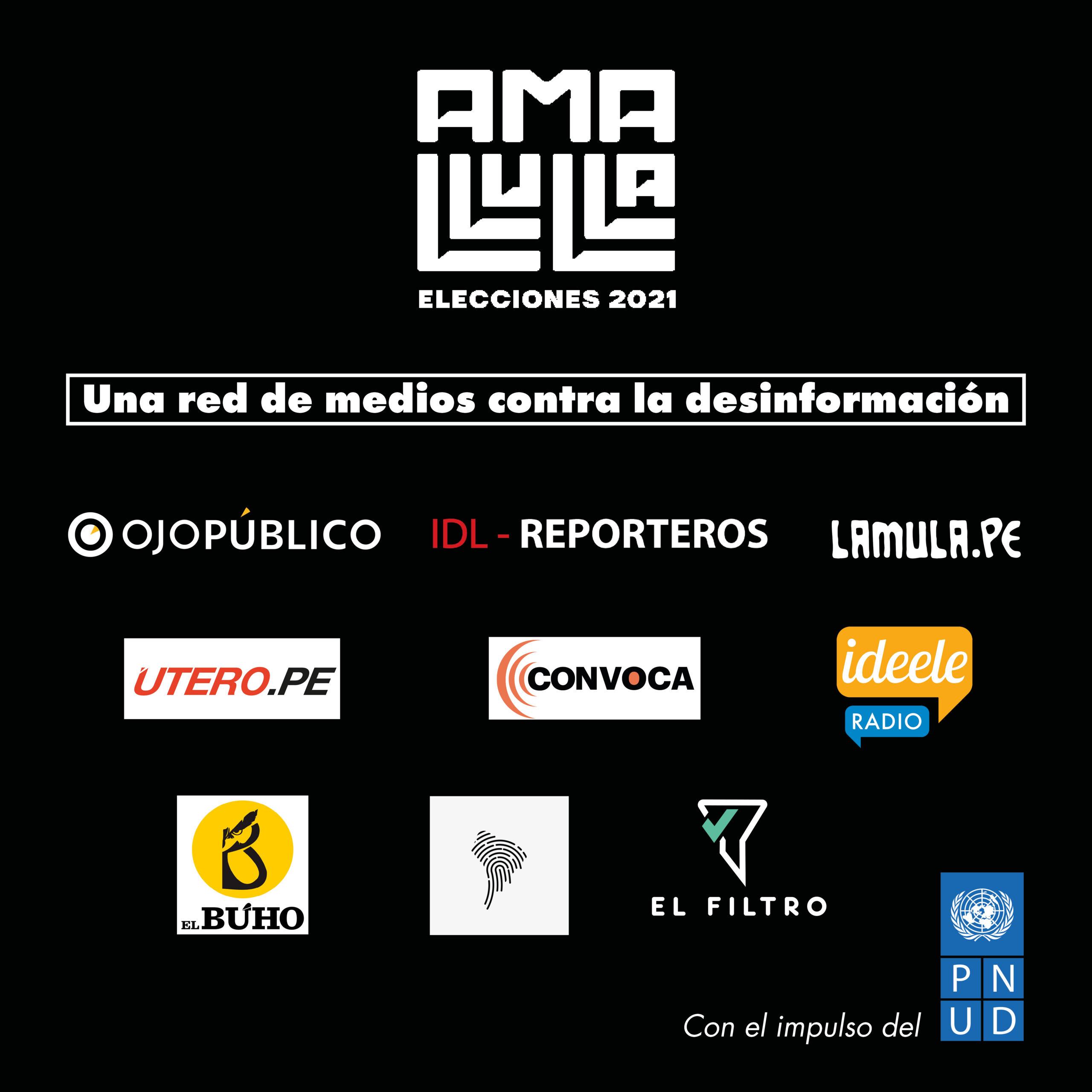 AMA LLULLA ALIADOS Perú