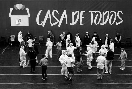 Reportaje Casa de Todos, UPC