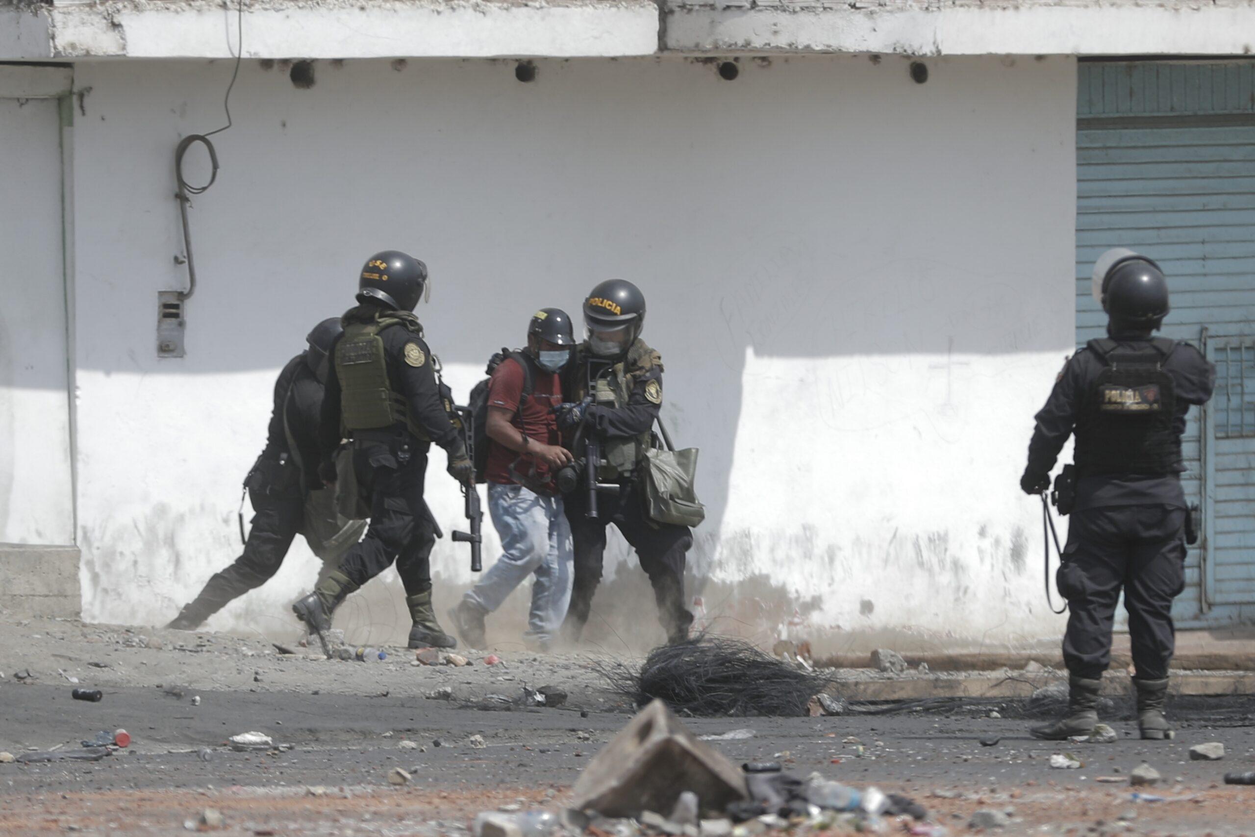 Foto: Renzo Salazar/El Comercio