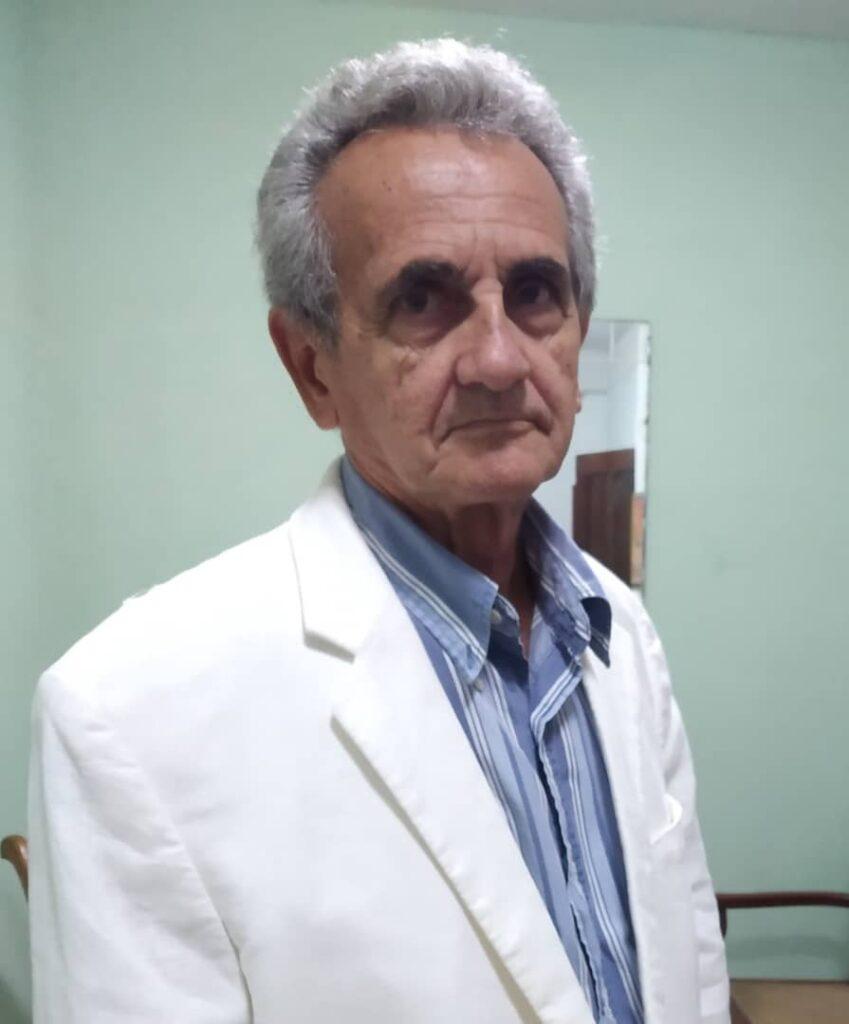 José Antonio Fornaris, presidente de la Asociación Pro Libertad de Prensa de Cuba