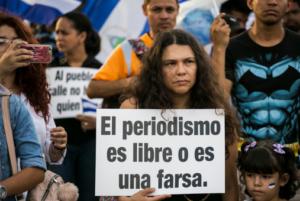 Imagem em destaque Nicarágua