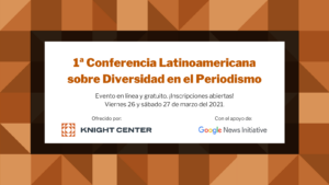Latin American Conference on Diversity in Journalism