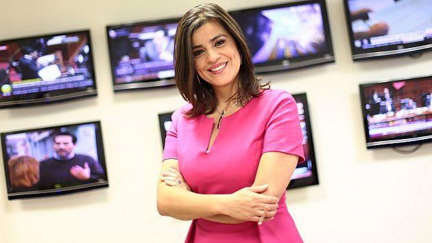 Periodista Clara Elvira Ospina. (Facebook)