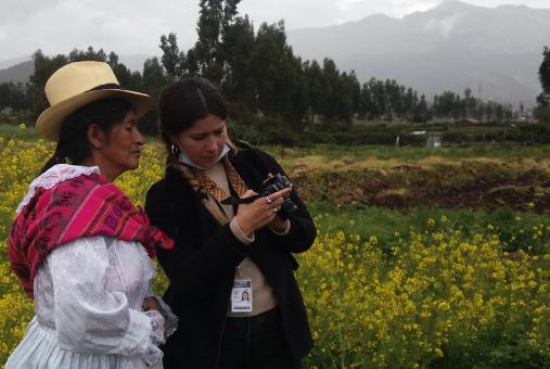 Featured Image Fotoperiodistas Peruanas