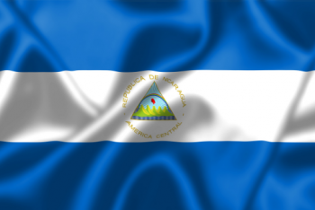 Featured Image Nicaraguan flag