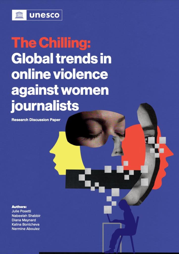Unesco report on online violence against women journalists