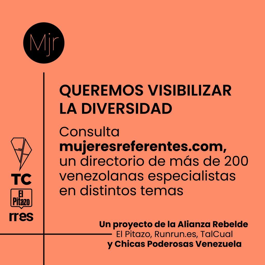 Mujeres Referentes Venezuela