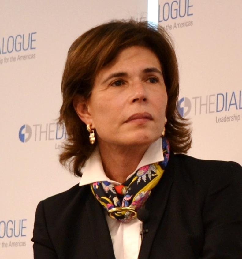 Cristiana Chamorro, former director of the Violeta Barrios de Chamorro Foundation. (Inter-American Dialogue)