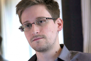Edward Snowden: Leaks of classified US government documents. Credit: Laura Poitras / Praxis Films