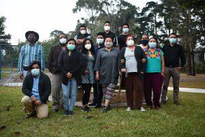 equipe reunida de Prensa Comunitaria