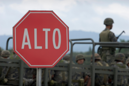 image of Mexican military