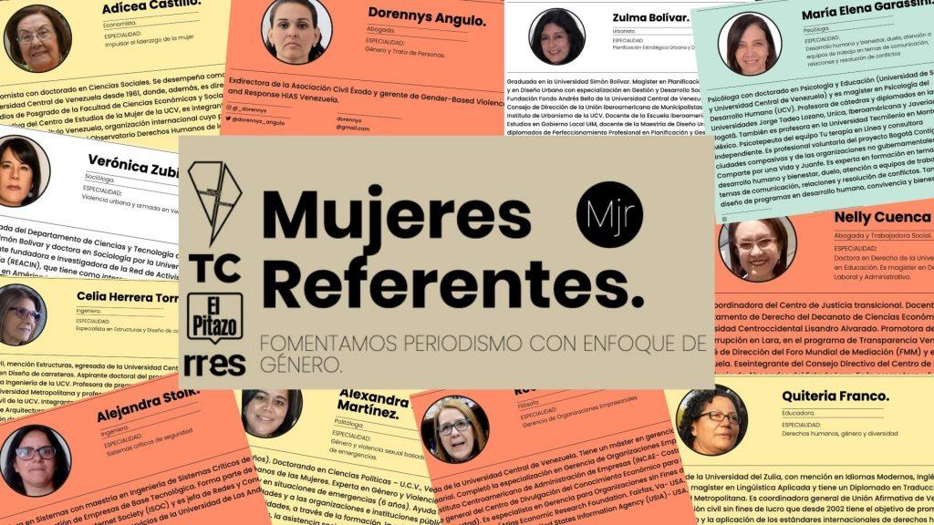 Proyecto Mujeres Referentes Venezuela