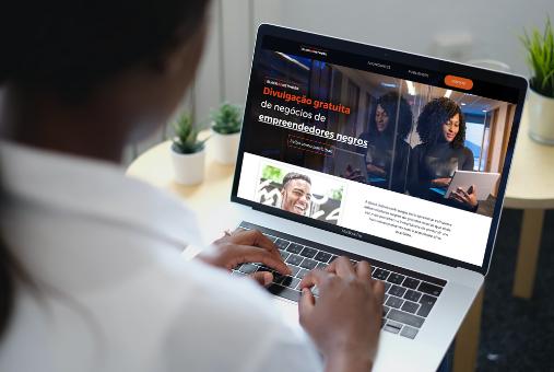 Black Adnet é uma rede reúne sites de mídia negra