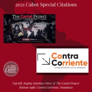 2021 Cabot Special Citations