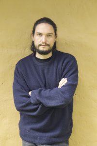 O jornalista Juan Camilo Maldonado
