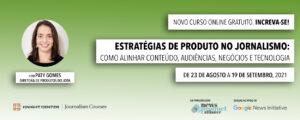 PT PRODUCT MANAGEMENT MOOC