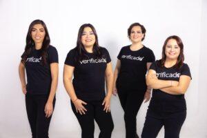 The founders of Verificado MX