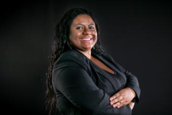 Marcelle Chagas: coordenadora da Rede de Jornalistas pela Diversidade. Foto: cortesia