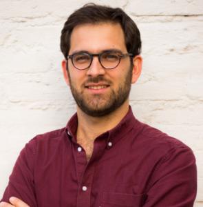 Director de WAN-IFRA Américas, Rodrigo Bonilla.