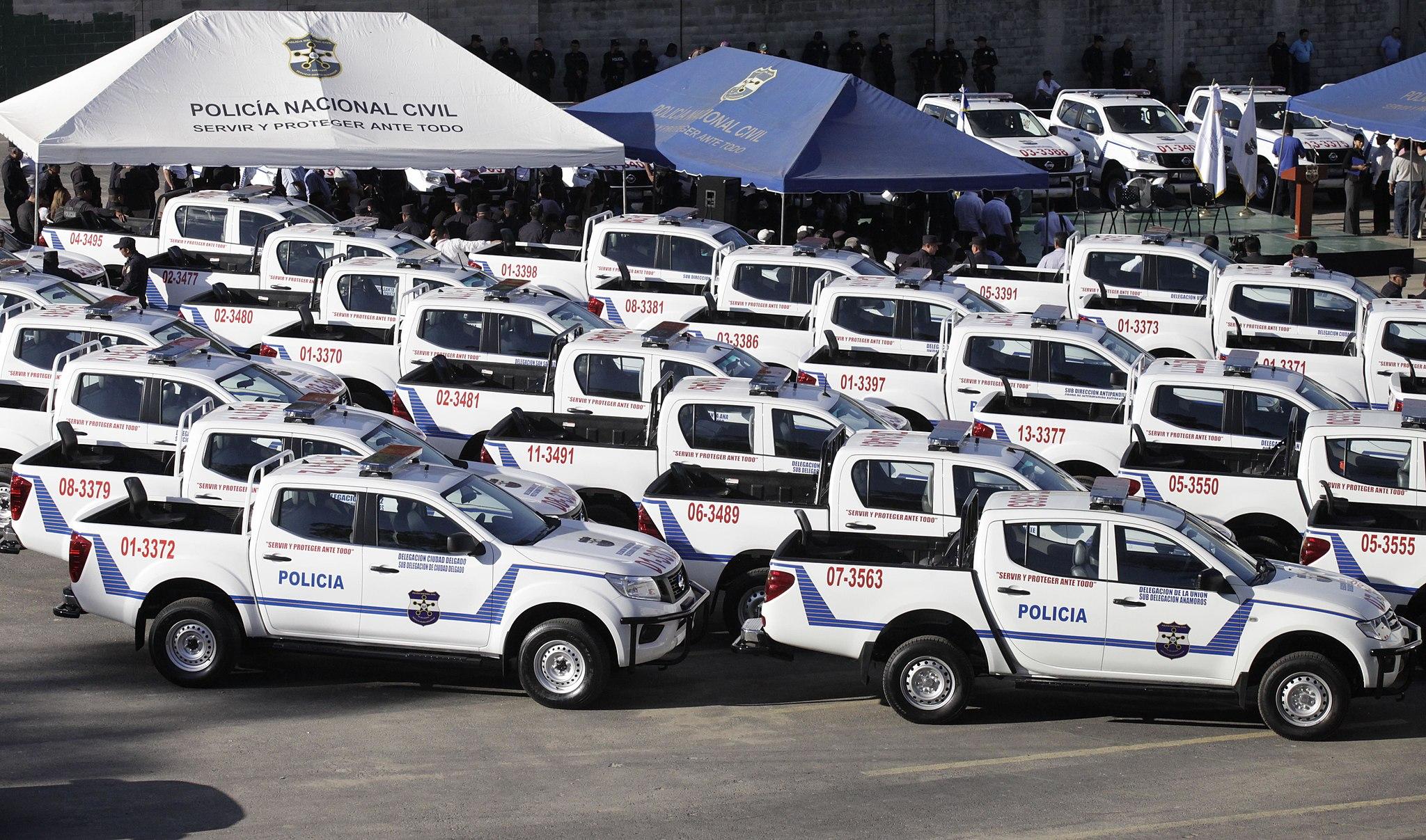 Policía Nacional Civil de El Salvador