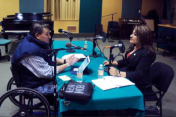 Featured Journalists with Disabilities